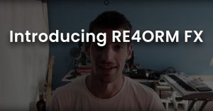 Video thumbnail of Introducing Re4orm FX short video.