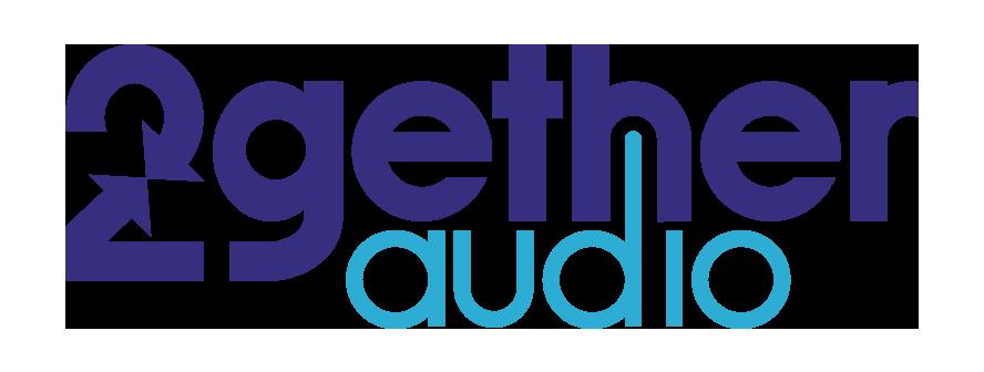 2getheraudio logo.  Small.