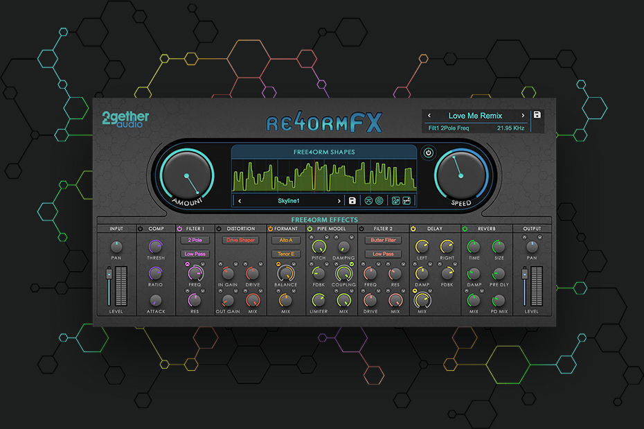 2getheraudio releases RE4ORM and RE4ORM FX