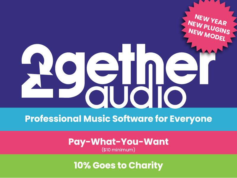 2getheraudio adjusts its pricing model based on customer feedback