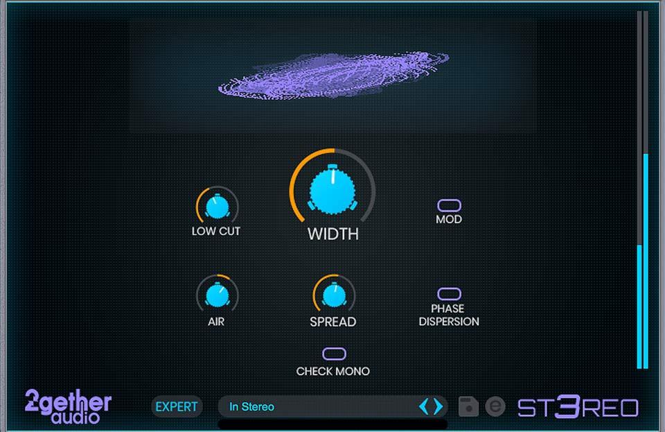 ST3REO | 2getheraudio | Music Production Software