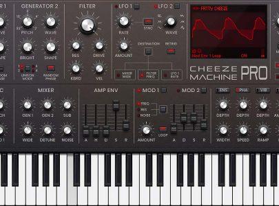 2getheraudio releases Cheeze Machine PRO